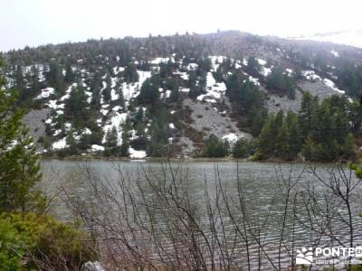 Lagunas de Neila;excursiones por madrid;rascafria rutas;senderistas
